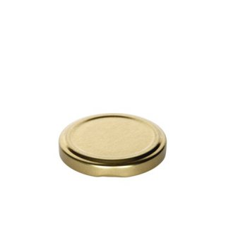 Twist-Off TO 53 mm gold