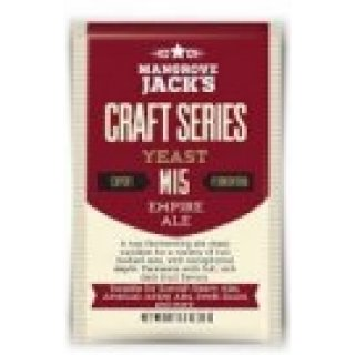 Bierhefe Mangrove Jacks Yeast M15 Empire Ale 10 g